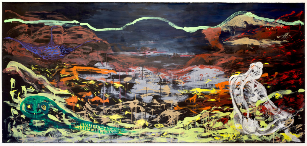 Apocalyptic Landscape 220x470