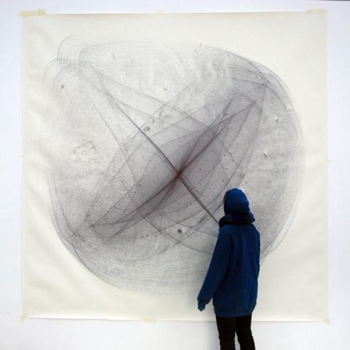 Eske Rex, Sort_Tegning, 2010
