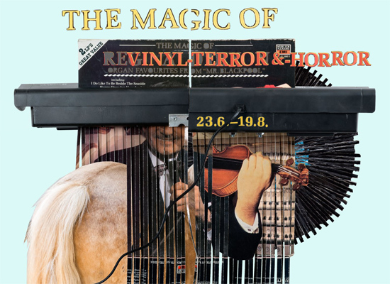 The Magic Of Vinyl, Terror & Horror