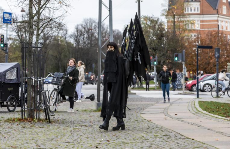 30 Eliyah Mesayer, Seven Flags, Den Frie Morgen, 2020. Photo by Malle Madsen