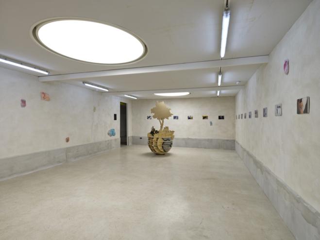 29Kunstscenen.xyz-Milieu-Emilie Bausager, Jean Marc Routhier & Michala Paludan-Foto: Den Frie Udstillingsbygning